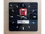 НОВИНКА: Настенные часы с логотипом