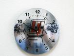 Часы настенные с логотипом индивидуального дизайна на заказ