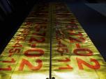 Печать на световозвращающем баннере