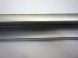 Обрамление в рамку Нильсен матовое серебро