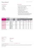 Спецификация производителя бумаги стр.2 (англ.)