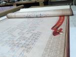 Печать и обработка холста большого размера